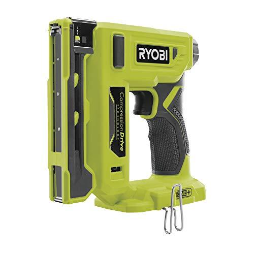 Ryobi Hefter R18ST50-0 (ohne Akku, für Klammerlängen 6-14 mm, Rückenbreite 10 mm, 18 V, Tiefeneinstellung...