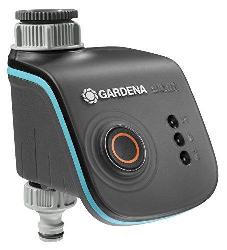 Gardena smart Water Control: Intelligenter Bewässerungscomputer mit smart App steuerbar, Frostwarnsystem,...
