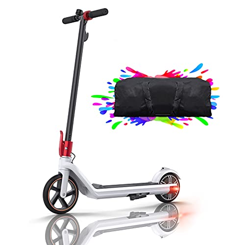 urbetter Elektroroller Kinder E Scooter, 15 Km Reichweite Elektroscooter E Roller Kinderroller E Tretroller...