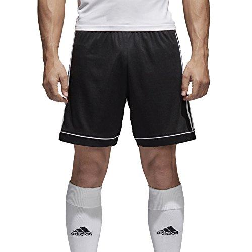 adidas Herren Squad 17 SHO Sport Shorts, Black/White, M