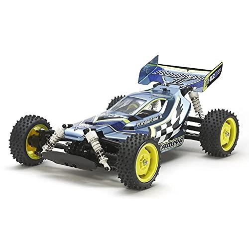 TAMIYA TAM58630 1:10 RC Plasma Edge II (TT-02B) - ferngesteuertes Auto - RC-Fahrzeug - Off Road Race Buggy -...