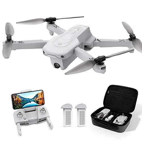 Holy Stone HS175 Drohne mit 2K HD Kamera,Faltbar RC Quadcopter mit GPS Rückkehr,5G FPV Live Übertragung,2...