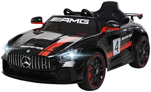 Kinder Elektroauto Mercedes Benz Amg GT4 Sport Edition - Lizenziert - 2,4 Ghz Fernbedienung - Softstart -...