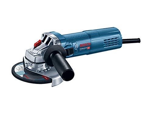 Bosch Professional Winkelschleifer GWS 9-125 S (900 Watt, Leerlaufdrehzahl: 2800 – 11000 min-1, im Karton)