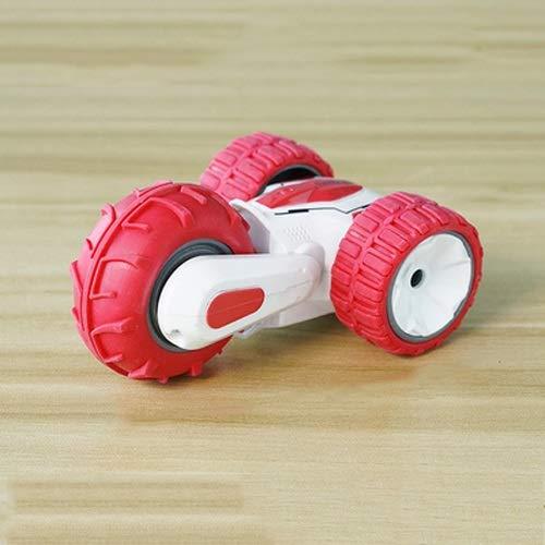 Lihgfw Rc Stunt Autos für Kinder 4wd 2.4ghz Fernbedienung rennen Stunt Autos mit Scheinwerfer 360 ° Flips rc...