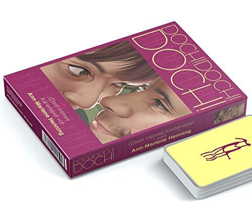 DOCH! DOCH! DOCH! - (D) ein intimes Kartenspiel. für Paare, von der Sexologin Ann-Marlene Henning,...