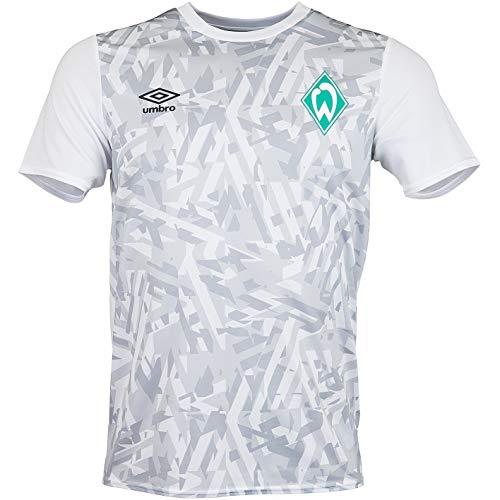 Werder Bremen Umbro Trikot Away 19/20 (XXL, weiß)