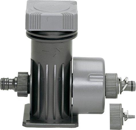 Gardena Micro-Drip-System Basisgerät 2000: Grundgerät zur Druckreduzierung, Wasserdurchfluss ca. 2.000 l/h,...