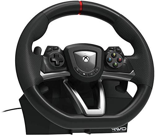 HORI Racing Wheel Overdrive - Gaming Lenkrad mit Pedalen für Xbox Series X|S Xbox One PC [