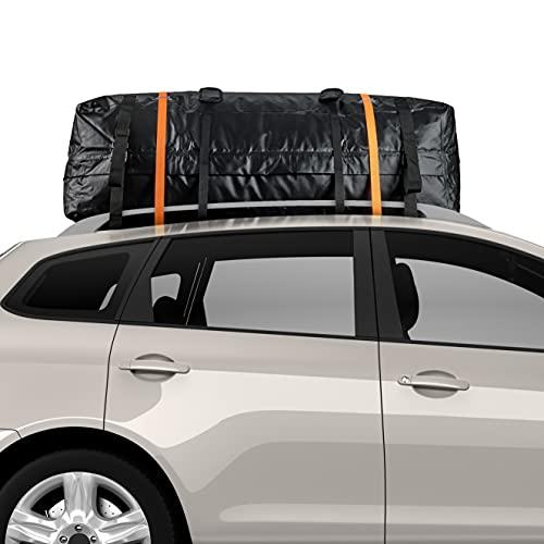 Bramble - XL Auto Dachgepäckträger 450 L - Wasserdicht, Robust & Faltbar