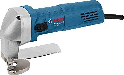 Bosch Professional Metallschere GSC 75-16 (elektrisch inklusive Messer + Sechskantstiftschlüssel SW 3, 750...
