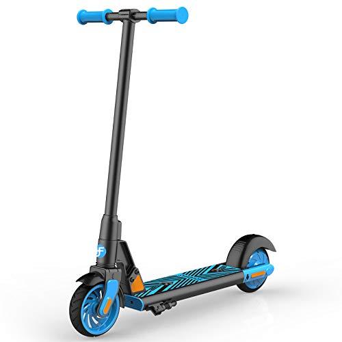 Elektro Scooter für Kinder, HOVERFLY GKS 150W Elektro Kinderroller ab 6 bis 12 Jahren, Electric Roller 12...