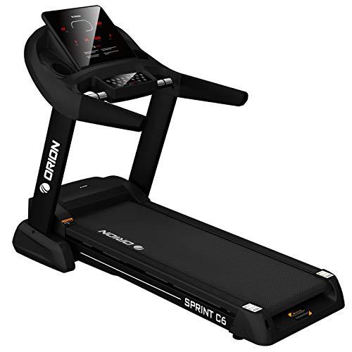 Orion Fitness Sprint C6 Laufband klappbar elektrisch bis 150kg, Bluetooth, FitShow, Kinomap automatische...