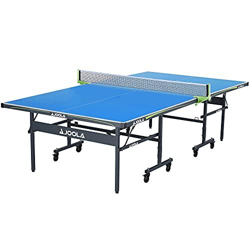 JOOLA Tischtennisplatte Outdoor Rally-Profi Tischtennistisch 6 MM Aluminium-Verbundoberfläche...