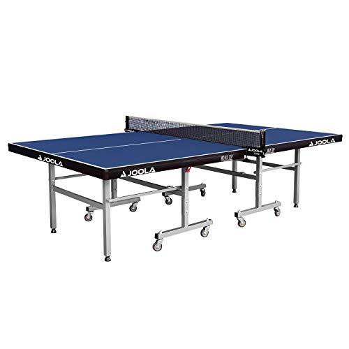 Joola 11281 Unisex– Erwachsene World Cup 22 Tischtennisplatte, Blau, 274 х 152.5 х 76