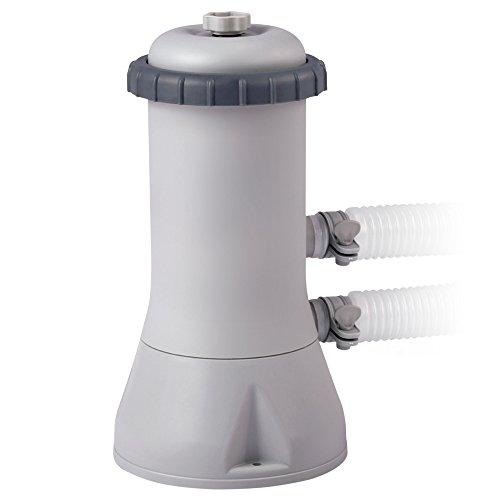 Intex Krystal Clear Cartridge Filter Pump - Pool Kartuschenfilteranlage, 2.7m³/h
