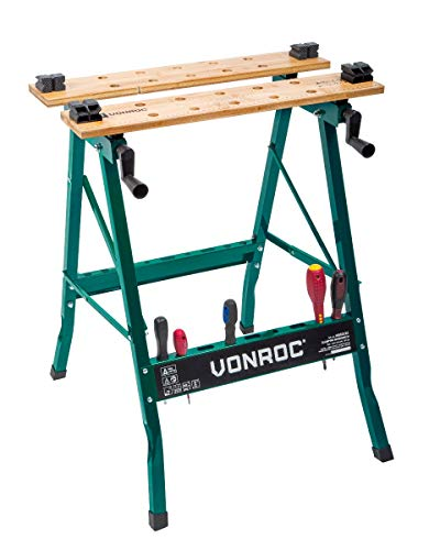 Werkstattausrustung Spanntisch Werkbank Klappbar Werktisch Schraubstock Arbeitstisch 150 Kg Heimwerker Babyleu Com Br