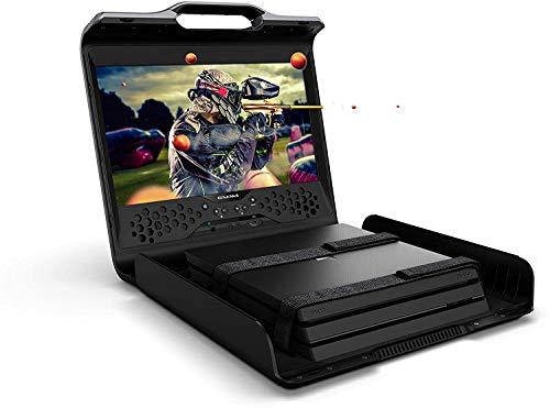 Gaems Sentinel Pro Xp 1080P mobile Gaimn Case für Spielekonsolen, 17.3 Zoll FHD Monitor, Kompatibel mit Xbox...