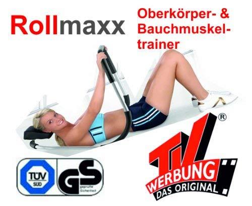SchwabMarken B-Ware!! - Rollmaxx Bauchtrainer - Achtung Vor dem Kauf unbedingt die Bilder und Beschreibung...