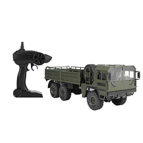 JJRC Q64 1:16 RC 6WD Simulation Transporter Spielzeugauto Fernbedienung Modell Truck für Jungen Mädchen...