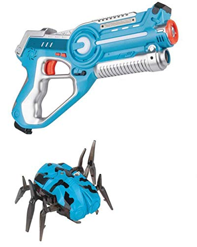 Brigamo LASER TAG Set Bug Killer Spiel