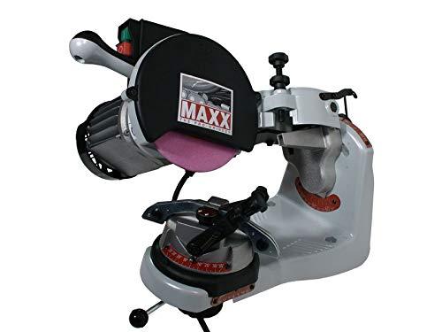 Kettenschärfgerät MAXX (halbautomatisch) incl. 3+2 Schleifscheiben
