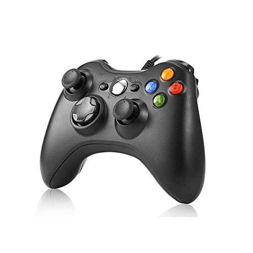 JAMSWALL USB Controller für Xbox 360, Kabelgebundene USB Gamepad Controller für Microsoft Xbox 360 PC...