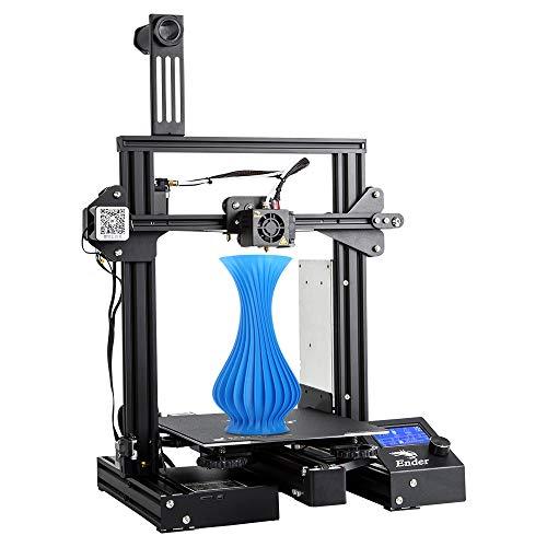 Creality Ender 3 Pro 3D Drucker mit Cmagnet Build Surface Meanwell-Netzteil 220x220x225mm Druckgröße