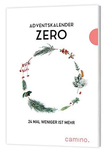 Adventskalender Zero: 24 mal weniger ist mehr
