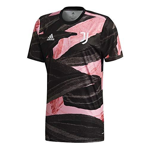 adidas Juventus Pre-Match Trikot (M, Black)