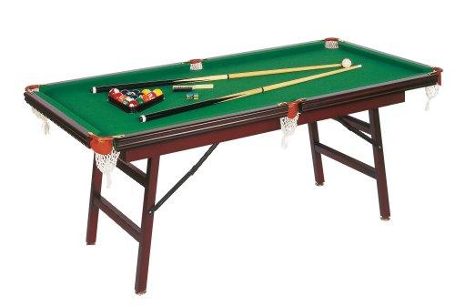 Billardtisch 'Dynamic Hobby', 6',mahogany, Pool