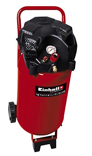 Einhell Kompressor TH-AC 240/50/10 OF (1500 W, 240 l/min Ansaugl., 50 l Kessel, 10 bar max. Betriebsdruck,...