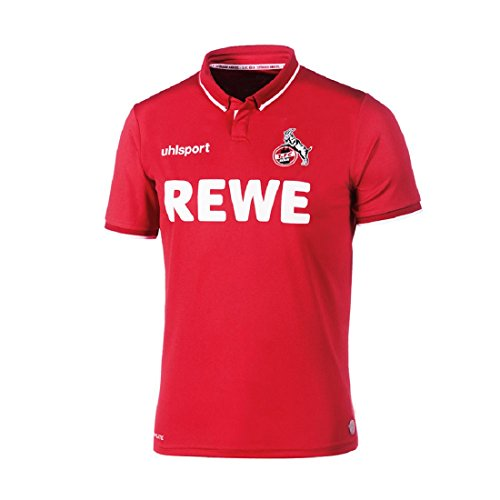 1. FC Köln Uhlsport Trikot Away 18/19 (S, rot)