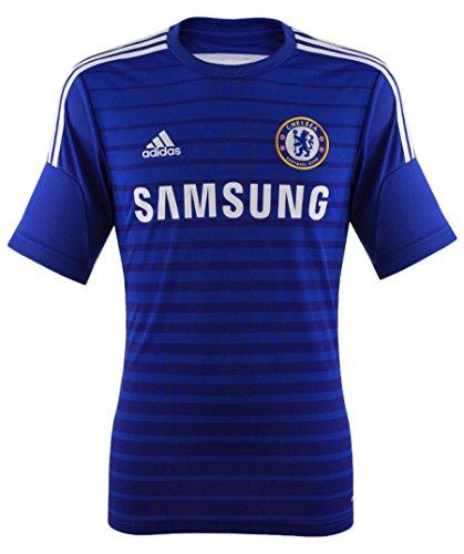 adidas Herren Trikot Chelsea FC Replica Heimtrikot, Chelsea Blue/Core Blue S10/White, XXL, G92151
