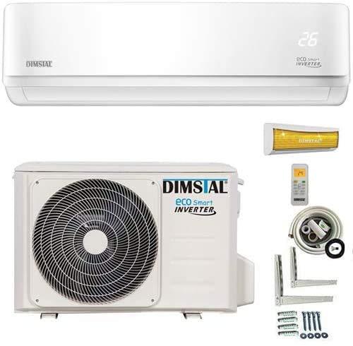 A++/A++ ECO Smart INVERTER WiFi/WLAN-Ready 12000 BTU Split Klimaanlage mit Wärmepumpe Klimagerät mit...