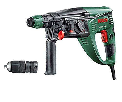 Bosch Bohrhammer PBH 3000-2 FRE (750 Watt, mit SDS Bohrfutter, im Koffer)