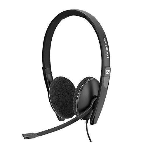 Sennheiser PC 5.2 CHAT, kabelgebundenes Headset für entspanntes Gaming, e-Learning und Musik,...
