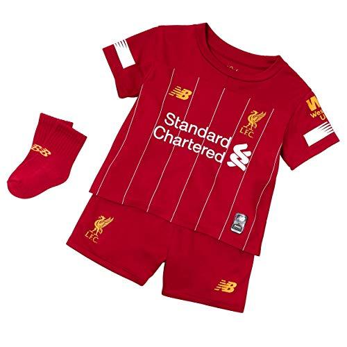 New Balance Offizielles Liverpool FC 2019/20 Kinder-Set XL Home