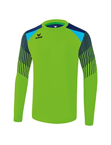 Erima Kinder Fußball Torwarttrikot Elemental, green gecko/New, 164