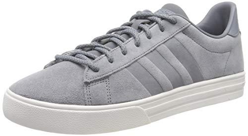 adidas Herren DAILY 2.0 Basketballschuhe Grau Grey/Onix), 45 1/3 EU