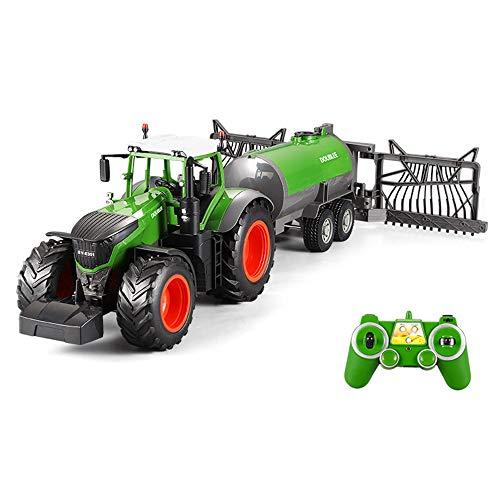 efaso Double E E355-003 RC Traktor mit Sprühanhänger 2,4GHz 1:16