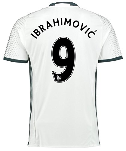 adidas Trikot Manchester United 2016-2017 Third (Ibrahimovic 9, 140)