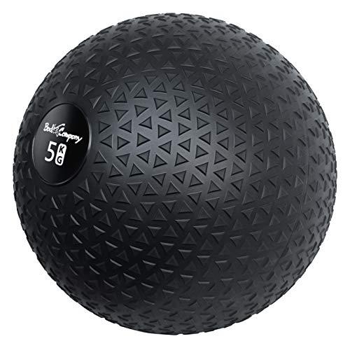 Bad Company Medizinball in 12 Gewichtsstufen I Slamball für Kraftausdauertraining I Vollball mit...