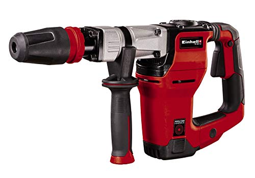 Einhell Abbruchhammer TE-DH 12 (1.050 W, Schlagzahl 4.100 U/min, 12 Joule, SDS-max-Werkzeugaufnahme, inkl....