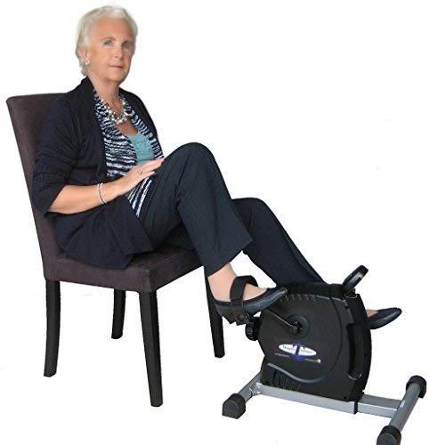 MagneTrainer ER ein leichtes, tragbares Mini-Übungsfahrrad für Beine und Arme - Top of the Range und Top...