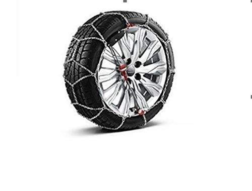 Audi 4F0091365 Schneeketten-Satz 'Basis-Klasse' für 225/55 R16 - 215/55 R17 - 225/50 R17 - 225/45 R17- 225/45...