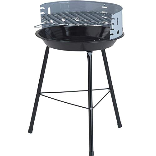 ACTIVA Grill Party-Set, Holzkohlegrill