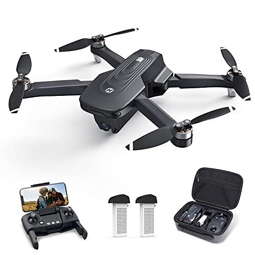 Holy Stone HS175D Faltbar GPS Drohne mit 4K Kamera FHD,RC Quadrocopter mit 46 Min. Lange Flugzeit, Follow-Me,...