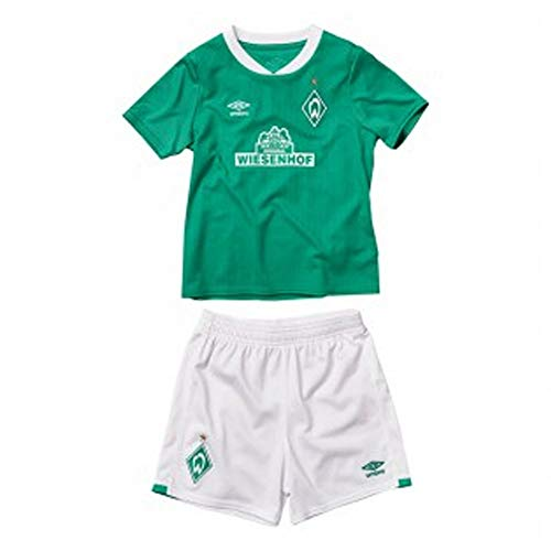 Umbro Kid's Werder Bremen Home Baby Kit 4/5