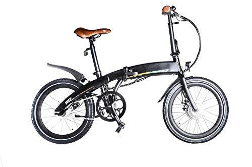 Ohmbike Marktneuheit 2020 !!! 20 Zoll Elektro Klapprad E-Klapprad Electric Bike Foldable E-Bike Cityrad...